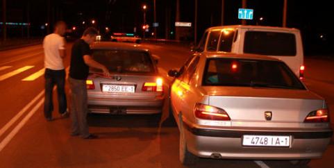 Авария на ул.Суворова