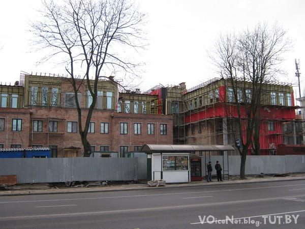 В Бресте, 25 мая, состоится торжественное открытие здания регионального отделения ОАО «Банк БелВЭБ»